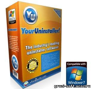 Your Uninstaller! Pro 7.3.2010.33