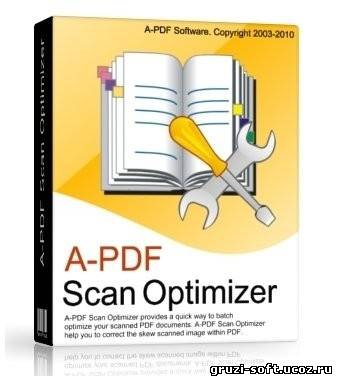 A-PDF Scan Optimizer 2.0.0